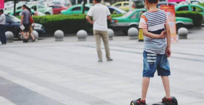 hoverboard bambino