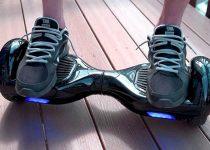 come usare un hoverboard